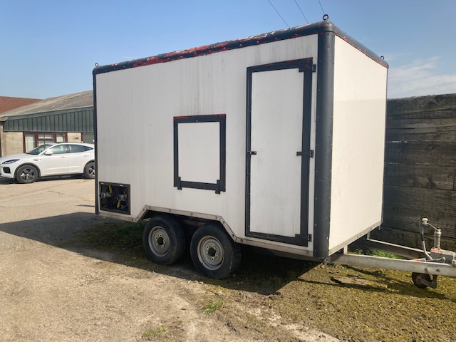 Domnick Hunter Mobile Dryer Hire Unit