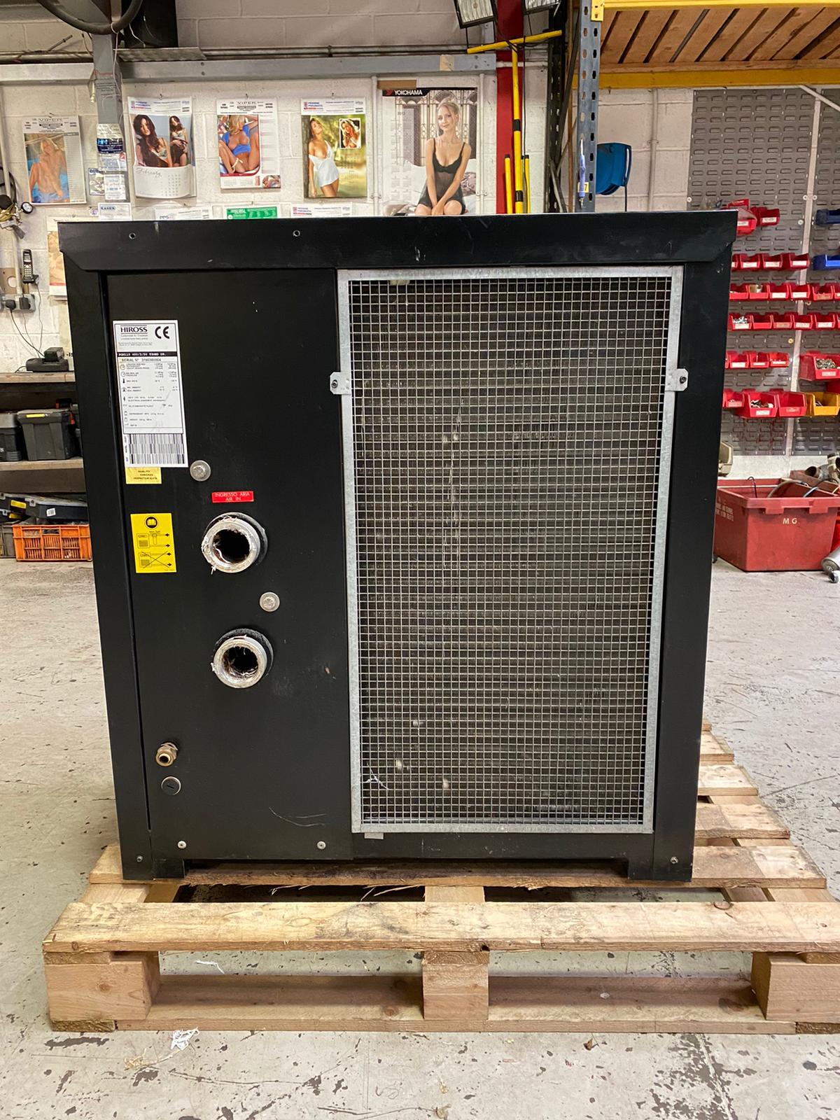 HIROSS PGN110 389 CFM Refrigerant Air Dryer