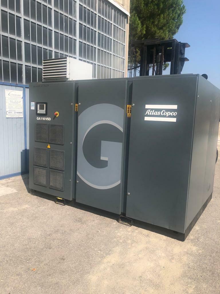 Atlas Copco GA110VSD