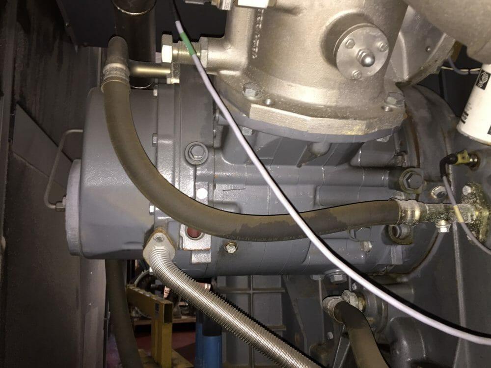 Atlas Copco ZE4K Low pressure Compressor