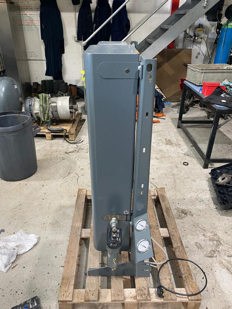 Atlas Copco CD24 Desiccant Air Dryer Breathing air purifier