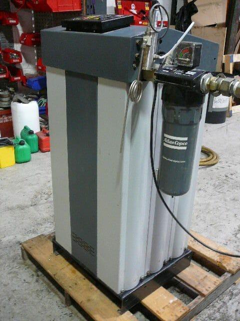 Atlas Copco CD80 Desiccant air dryer