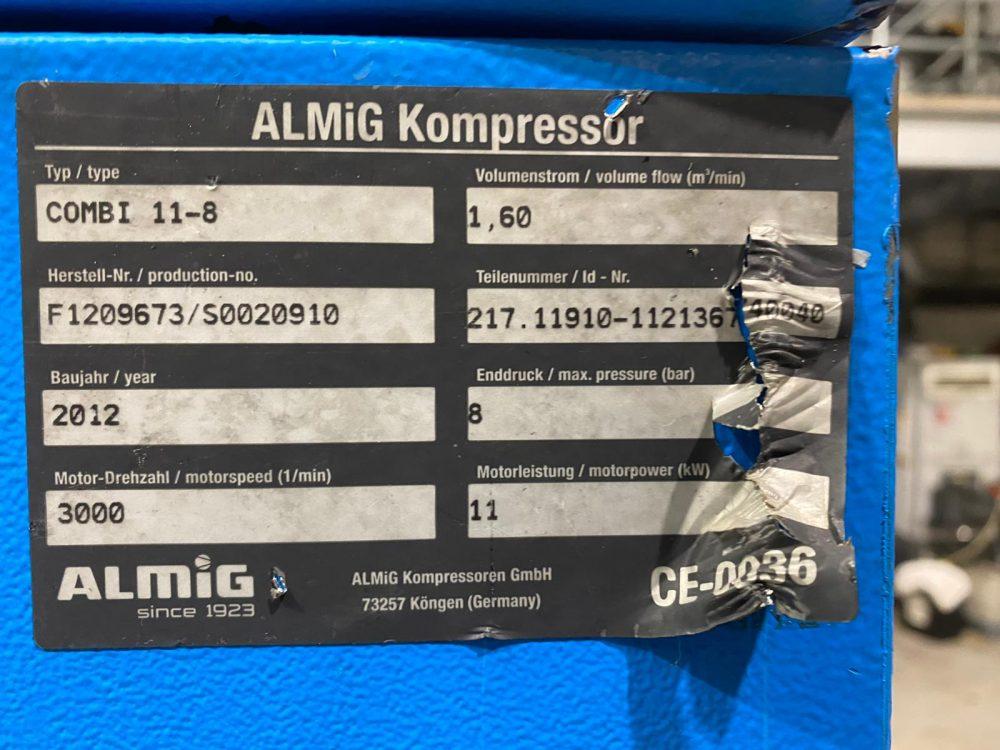 ALMIG Combie 11/08-270DF