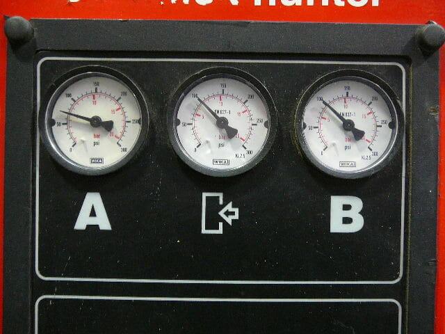 Domnick Hunter DXS110  Desiccant Air Dryer 700 CFM