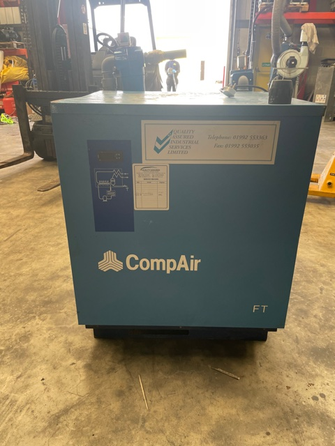 Compair F62T refrigerant air dryer and filters