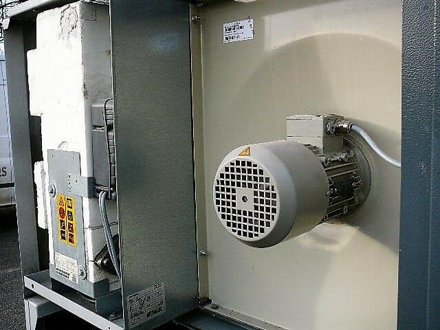 Atlas Copco GA45-FF 10 bar