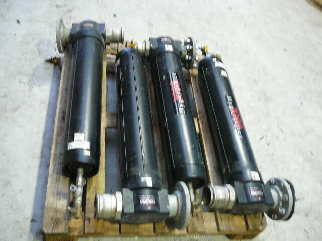 Hiross HFN370 line filters