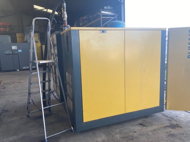 HPC DS171 90kW 10 bar 501cfm