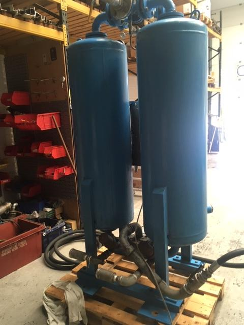 BOGE DA200  Desiccant Air Dryer 705cfm -40C