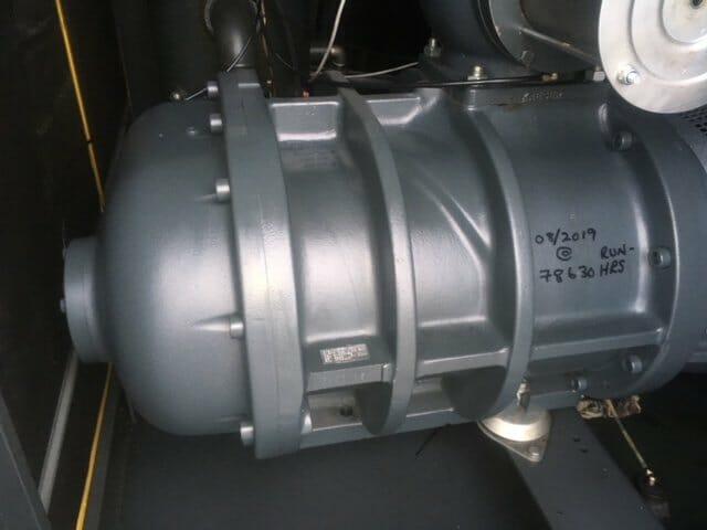 HPC ESD441 8.5bar 1485cfm screw compressor NEW AIR END