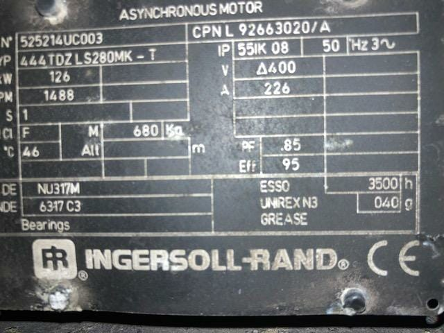 Ingersoll Rand ML110