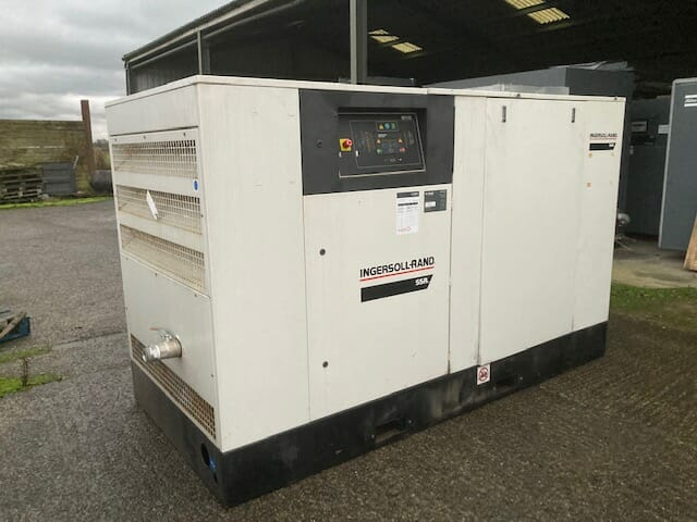 Ingersoll Rand ML110 7.5 only 19K hours