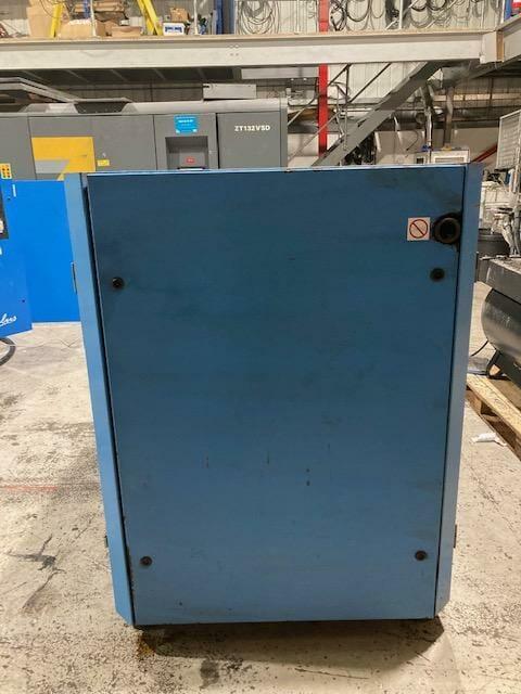 Boge S100 used screw compressor for sale 395cfm 10bar