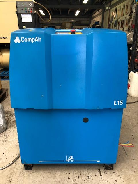 Compair L15 7.5 Bar Screw Compressor