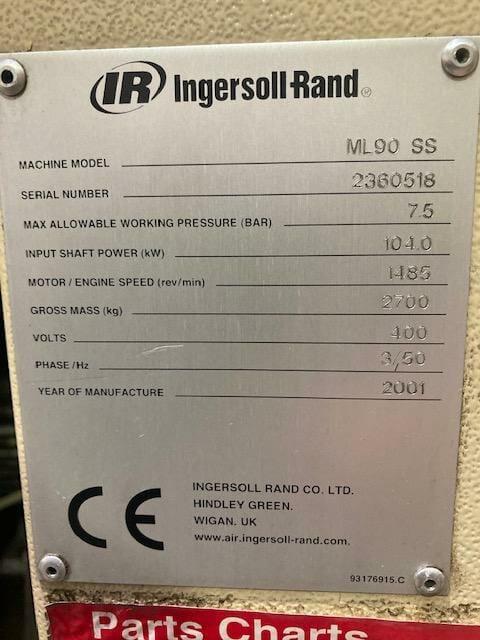 Ingersoll Rand ML90
