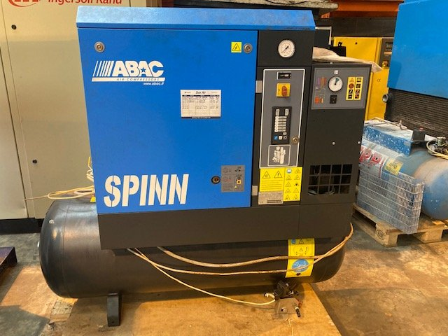 ABAC SPIN 1108-270D 60cfm dry air