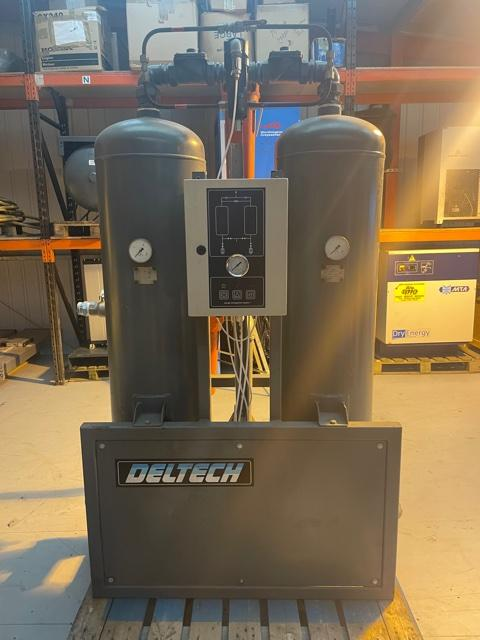 Deltech ZW1000 Fully Pneumatical Desiccant Air dryer 560 CFM