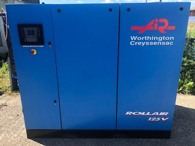 Worthington RLR 125 V 2014 Low Hours
