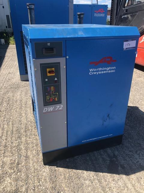 Worthington DW72 424 CFM Air Dryer 2017