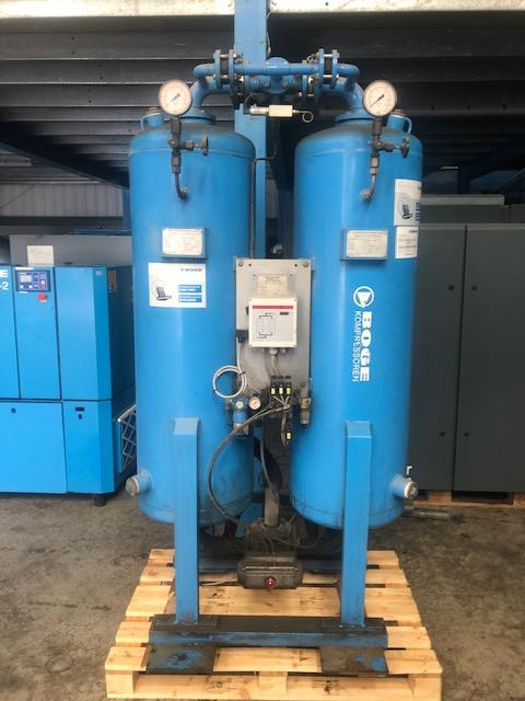 BOGE DA200  681cfm heatless desiccant air dryer