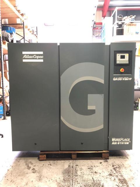 Atlas Copco GA55VSD-FF