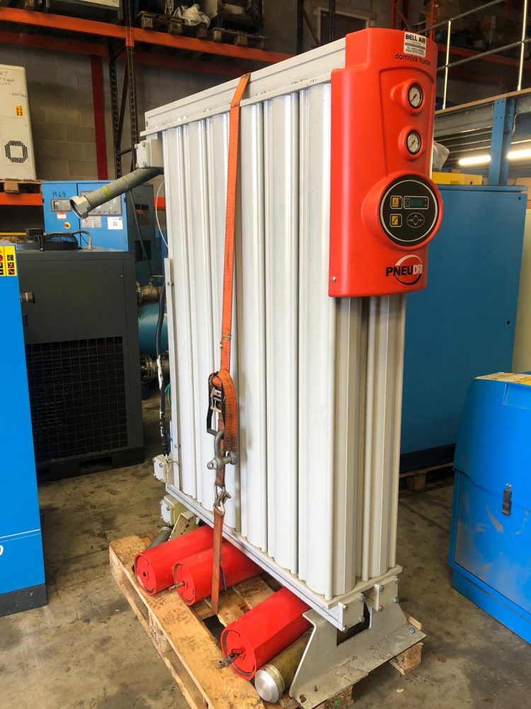 Domnick Hunter MXS106DS 900cfm adsorption air dryer with Dewpoint Switching