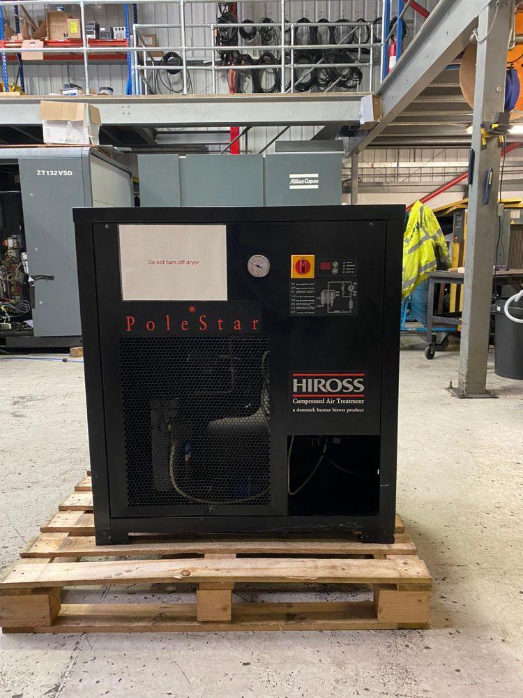 HIROSS PGN 110 389 CFM Refrigerant Air Dryer