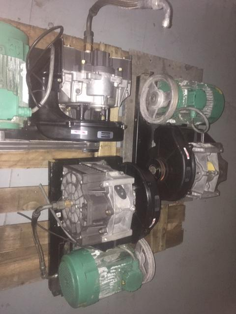 2236050100  ATSL-165E oil free scroll  unit 3.7kW 8 bar