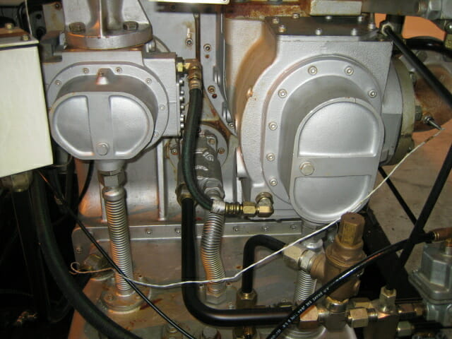 Ingersoll Rand SM45A Oil Free Compressor