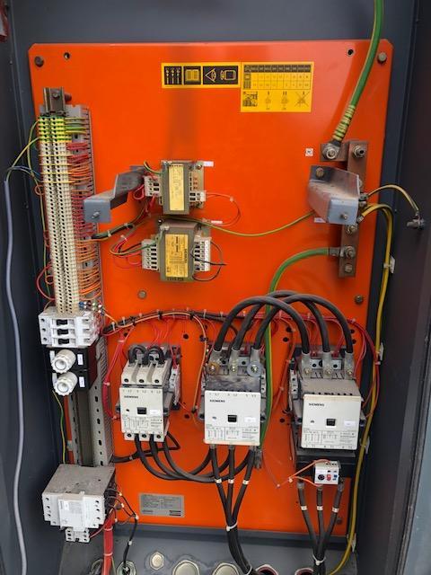 Atlas Copco ZE75 3.5bar 350cfm