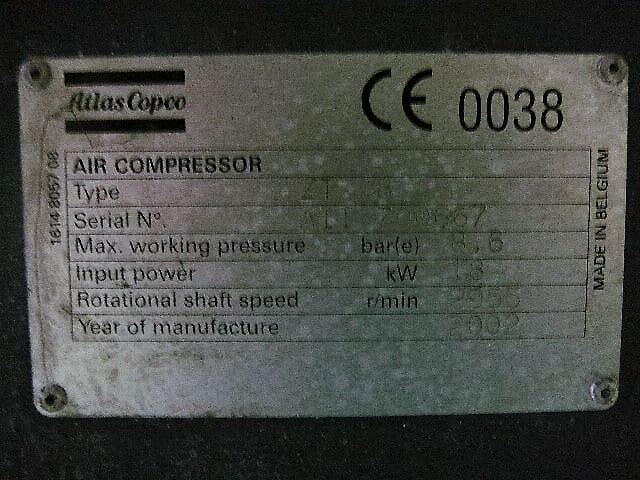 Atlas Copco ZT18