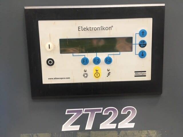Atlas Copco ZT22-10