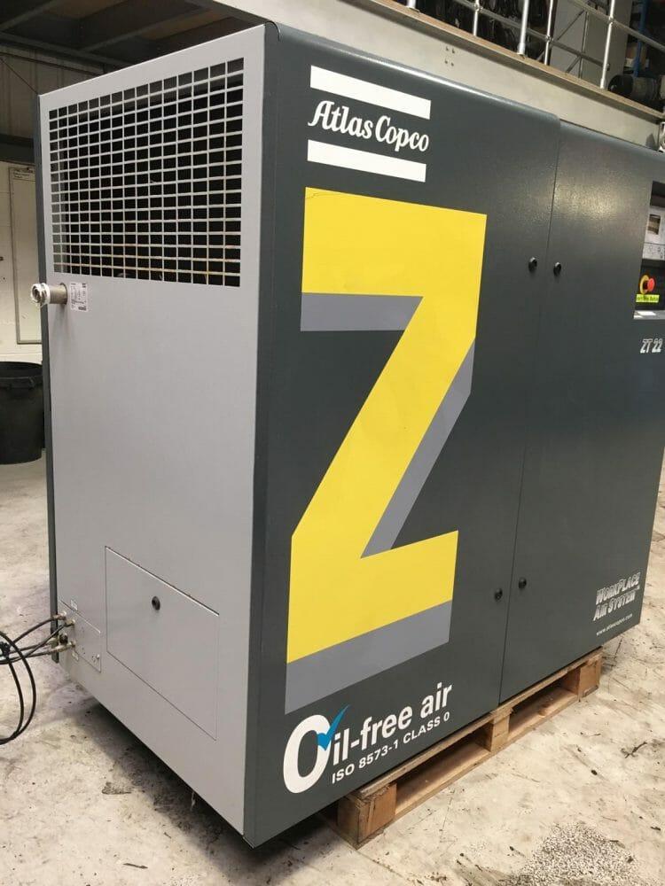 Atlas Copco ZT22
