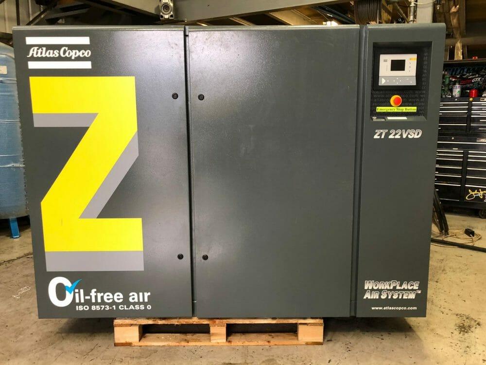 Atlas Copco ZT22VSD