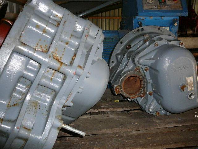 Atlas Copco ZT75 Oil Free compressor elements