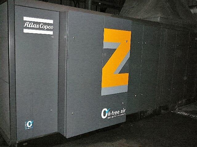 Atlas Copco ZT275