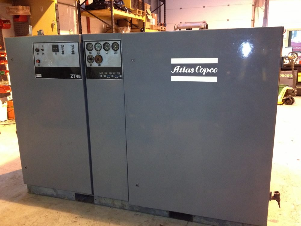 Atlas Copco ZT45 Pneumatic
