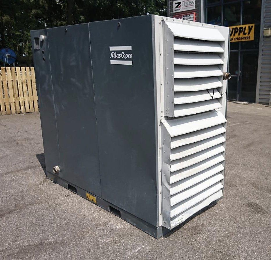 Atlas Copco GA75 2012 7.5 BAR 468.5 CFM Weatherproof