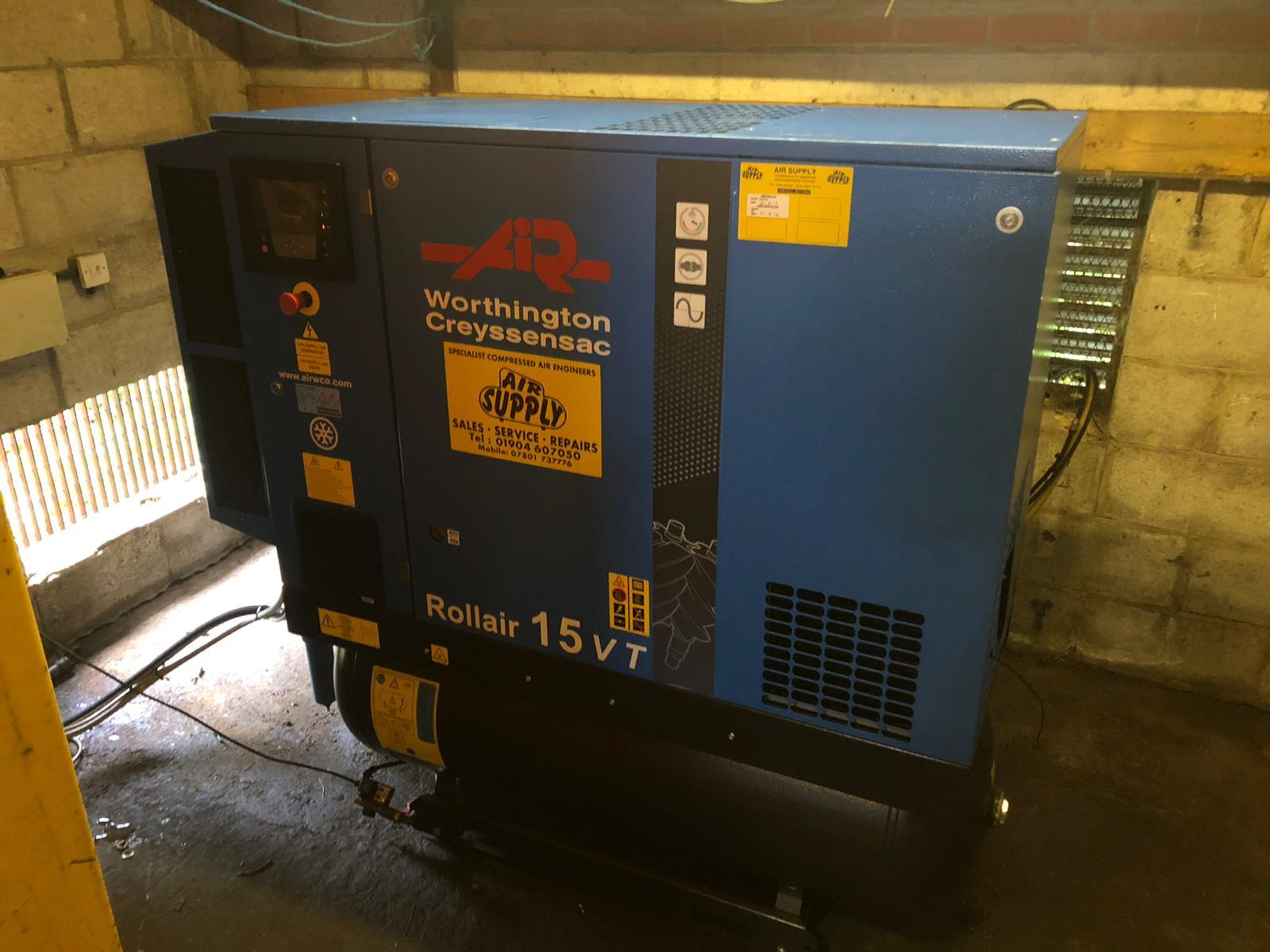Another one of Air Supply Ltd's 200 plus stock of quality used compressors