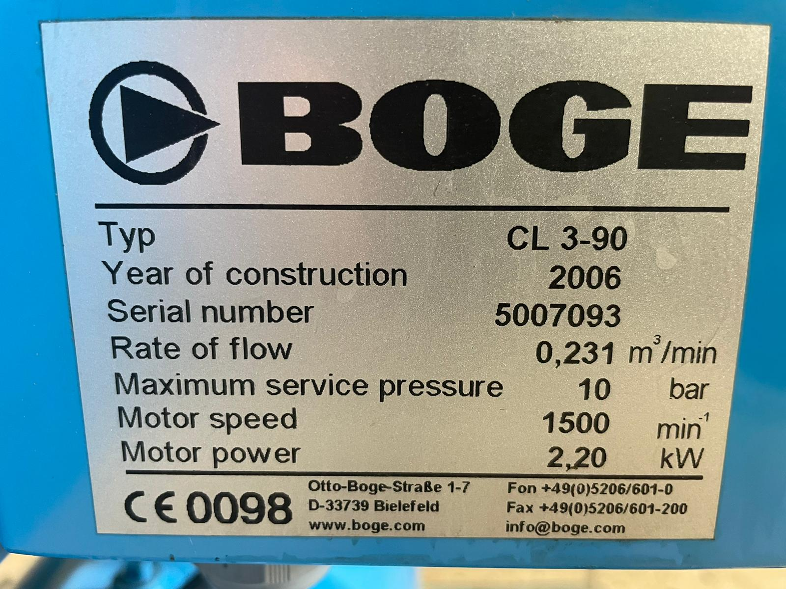 Boge C3-90