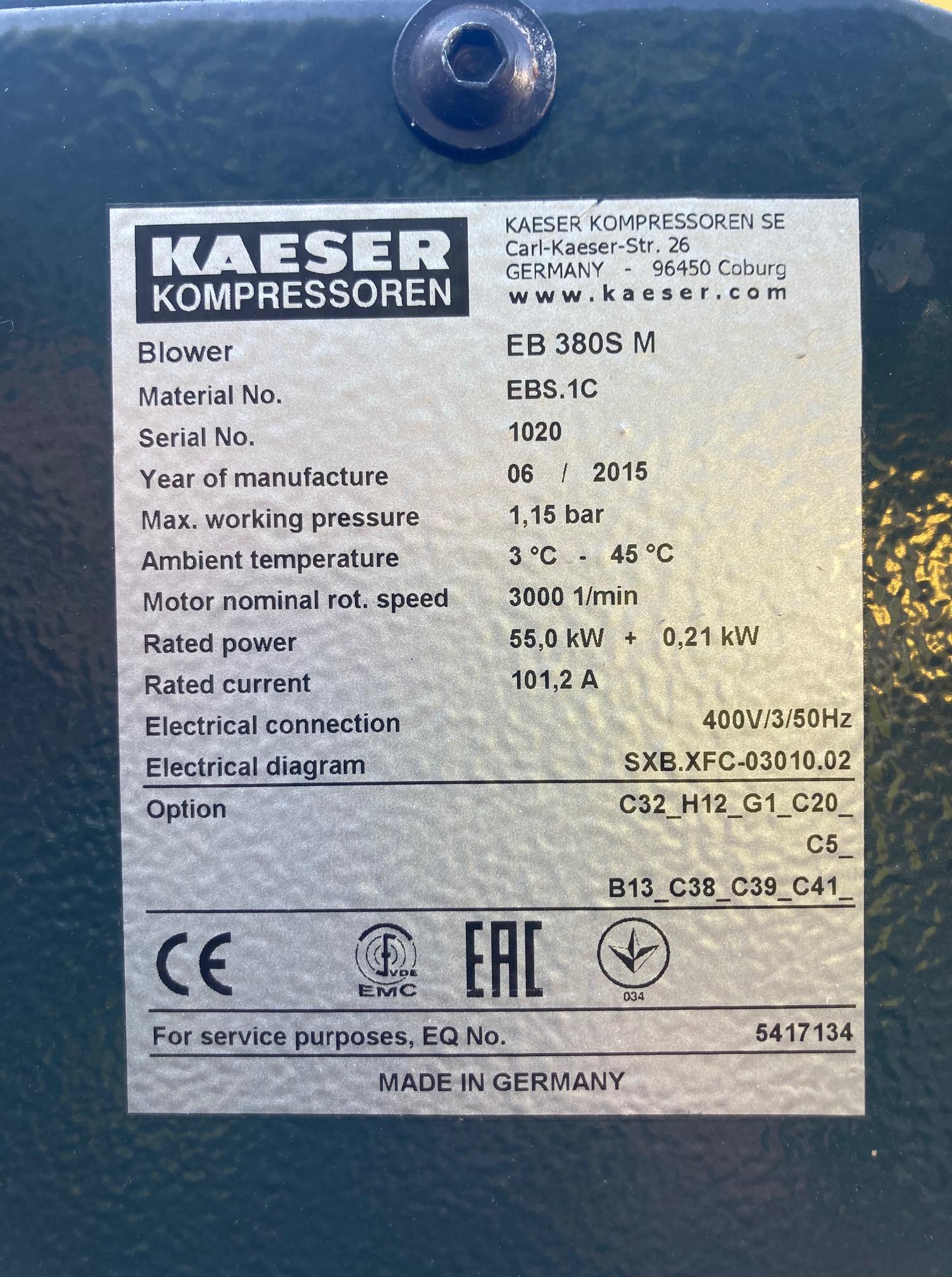 KAESER EB380SM Blowers