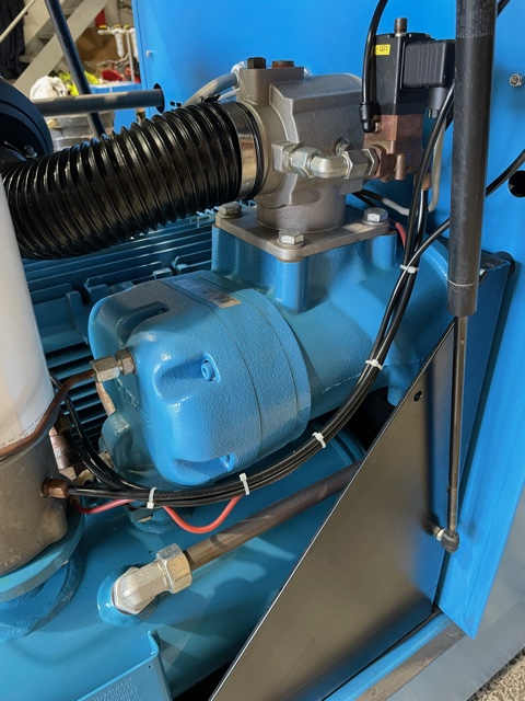 Boge S29 8 Bar 22kw 118 CFM Screw Compressor