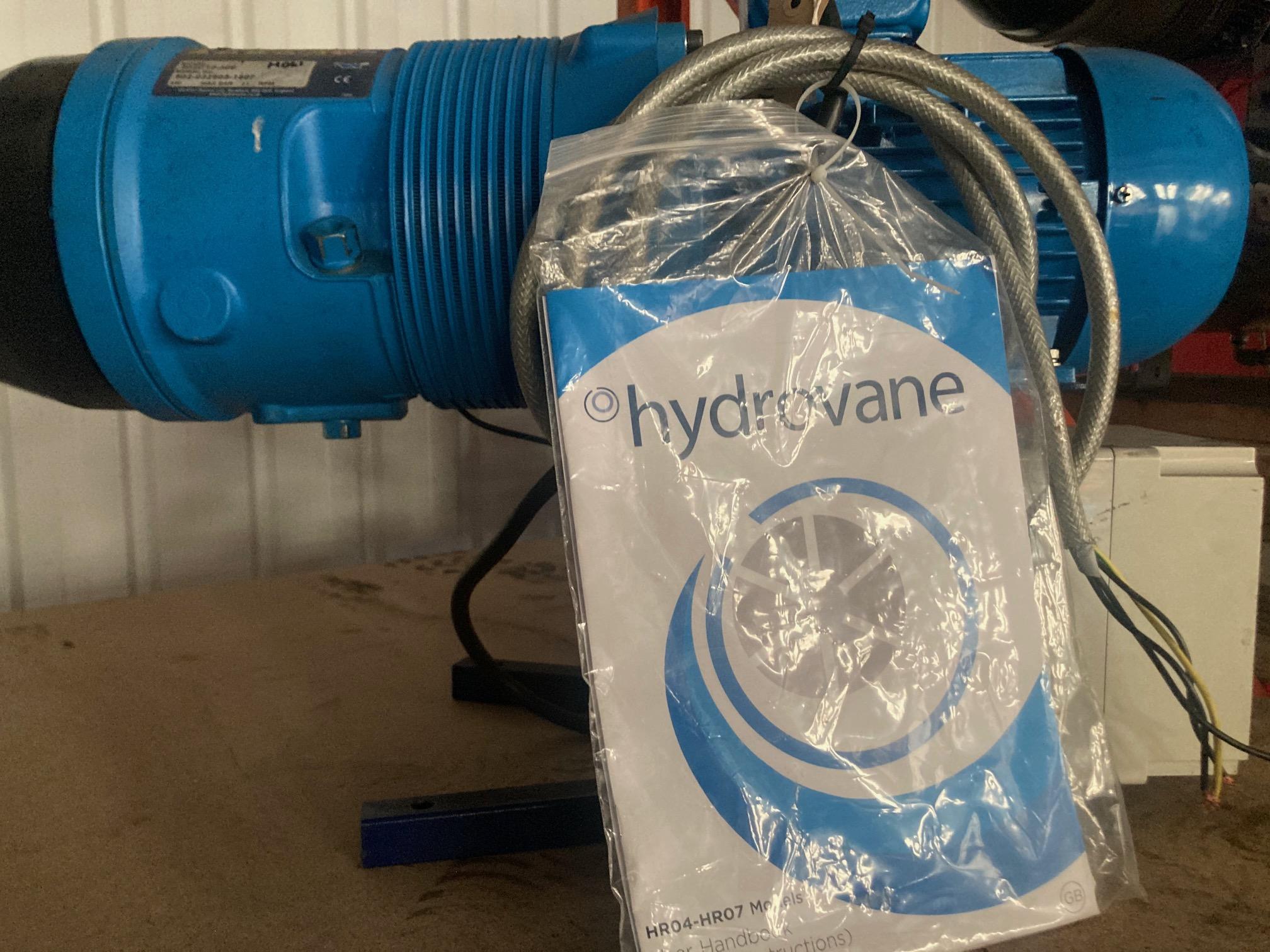 Hydrovane V02PUTS