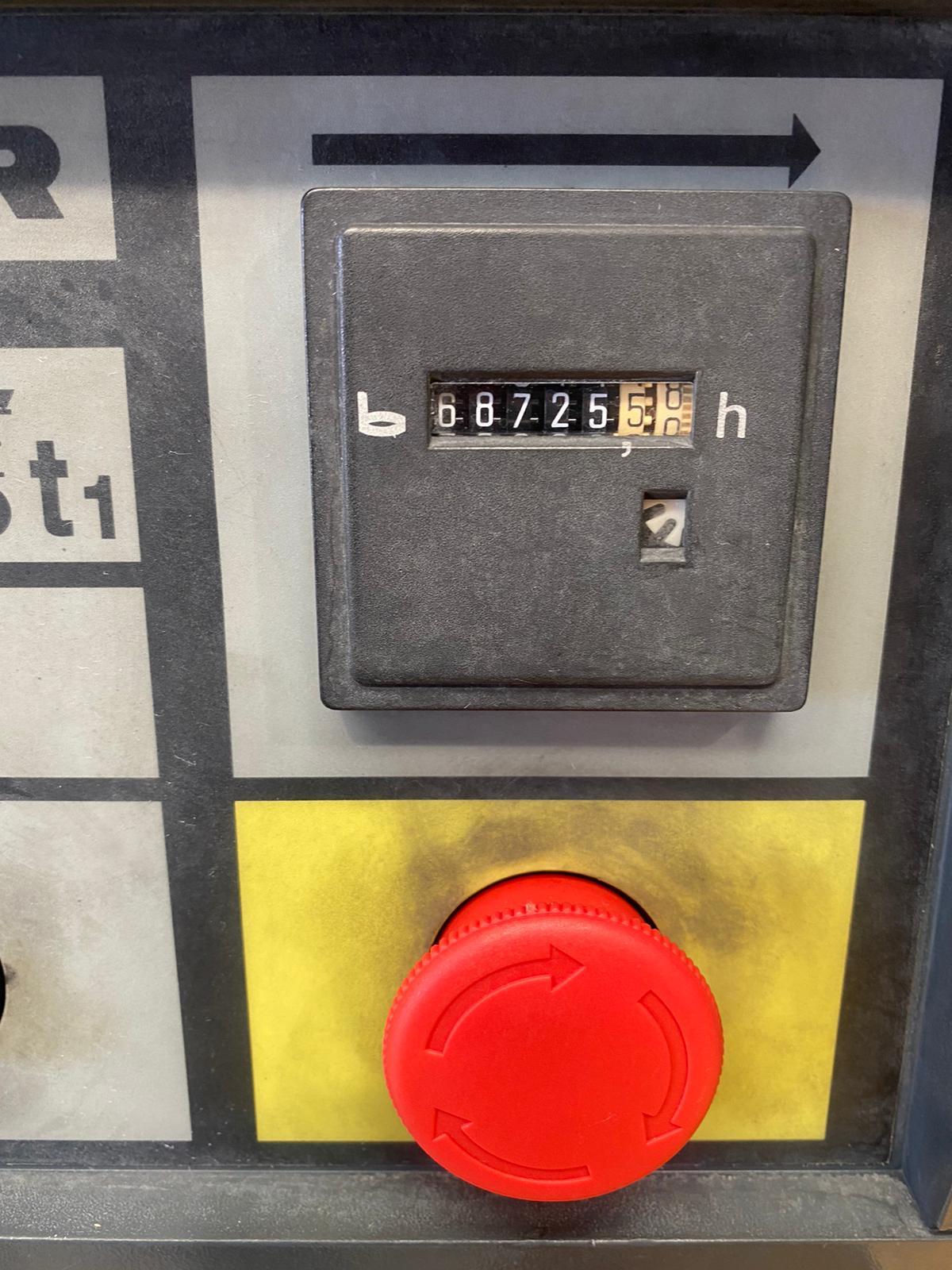 HPC AS36 22Kw Industrial Screw Compressor 7.5 BAR 122 CFM