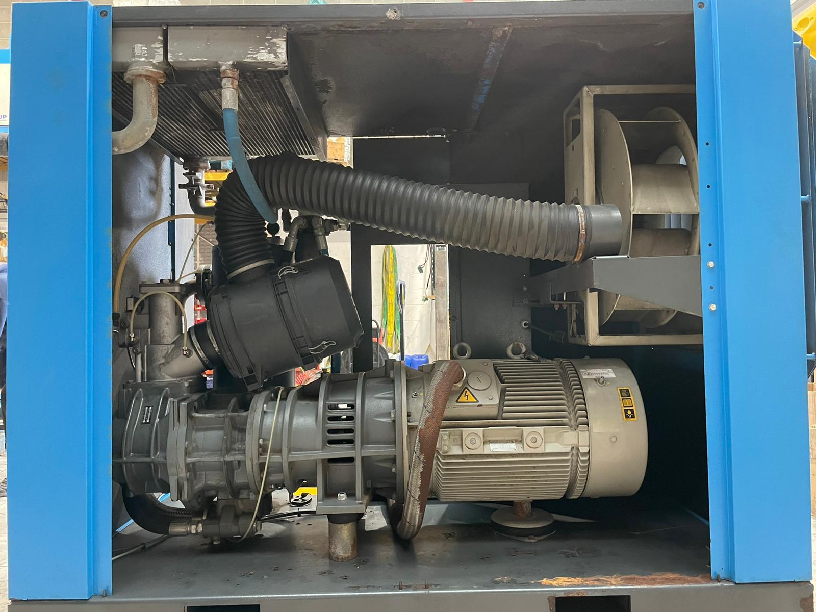 Worthington RLR 80V 55kw Variable Speed Screw Compressor 2011