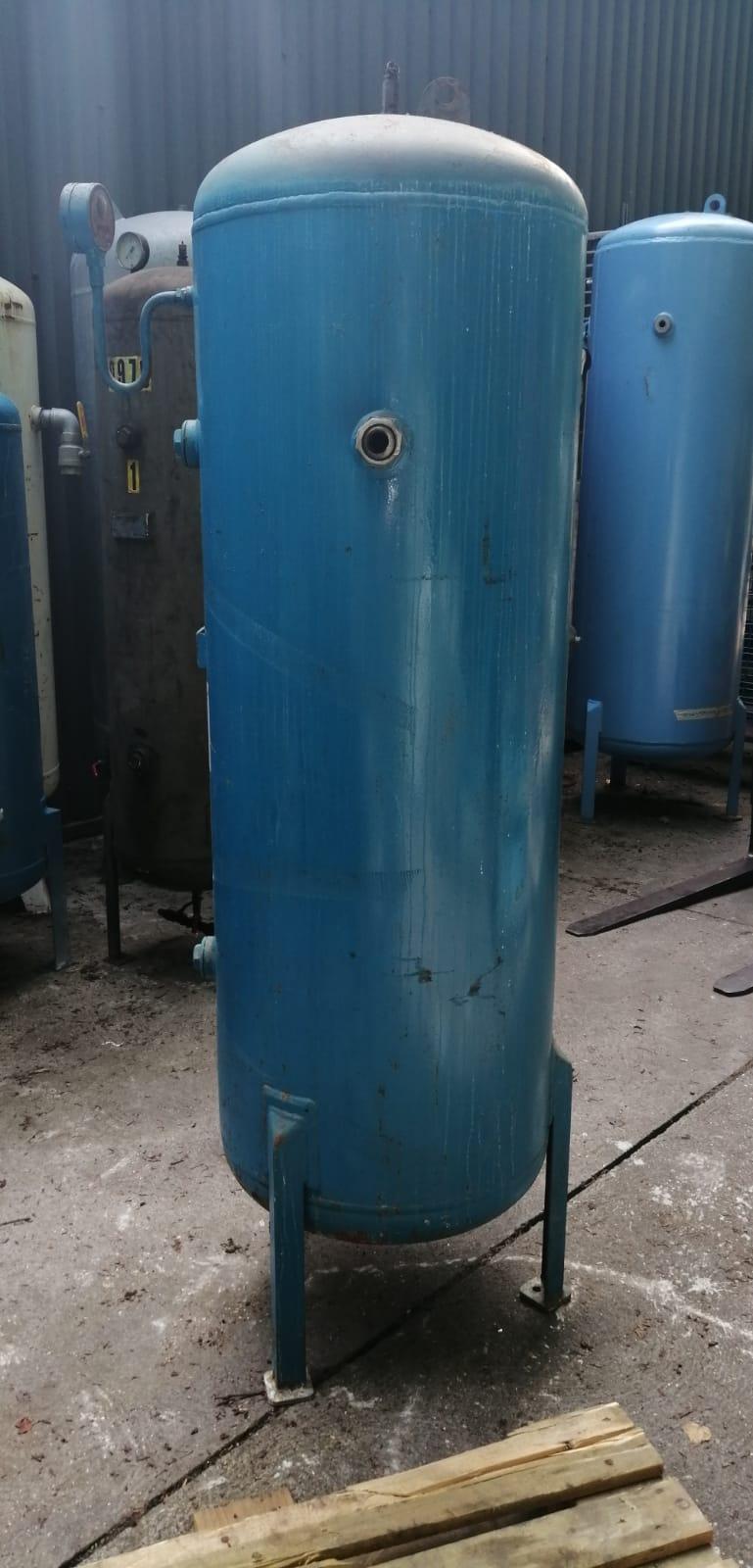 Vertical Air Receiver 500 litre 11bar