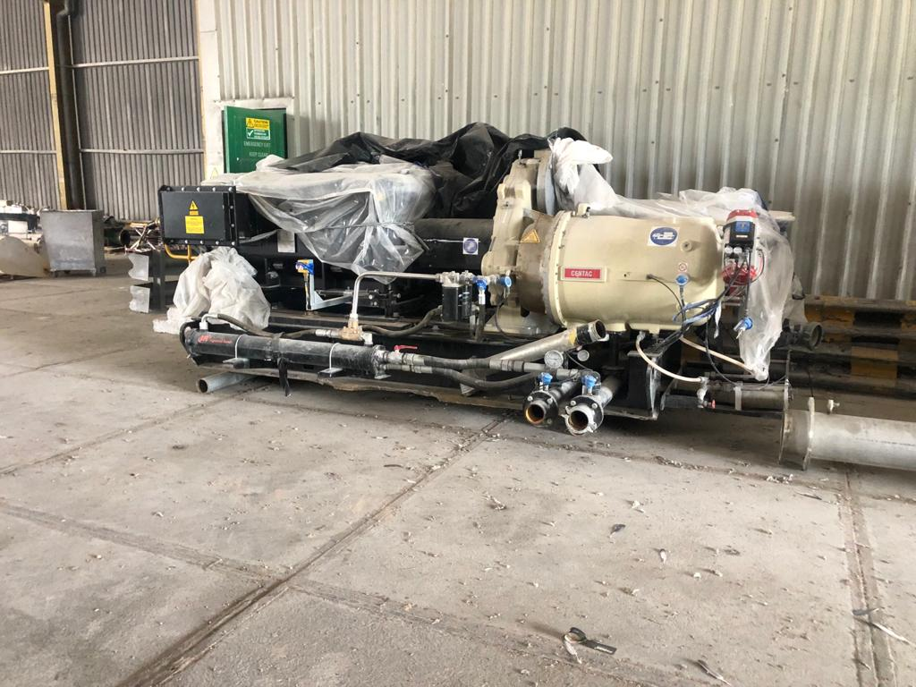 Ingersoll Rand C125MX2