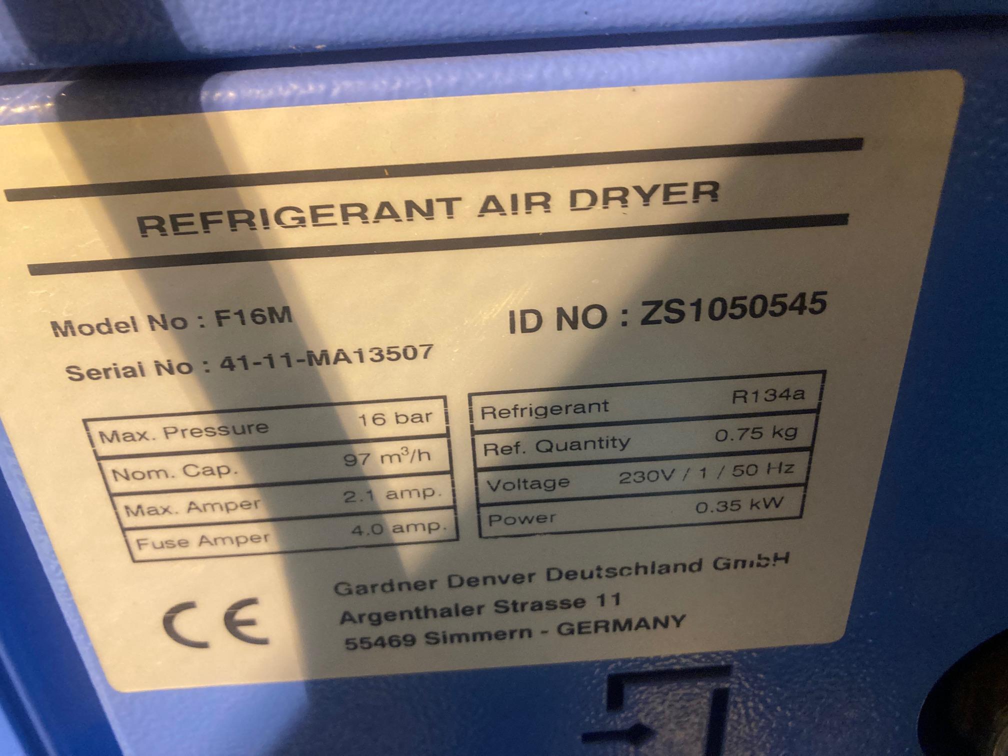 Hydrovane V07AERD07-4035V500