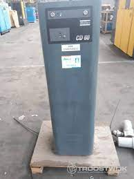 Atlas Copco CD60 adsorption air dryer and filters to hire