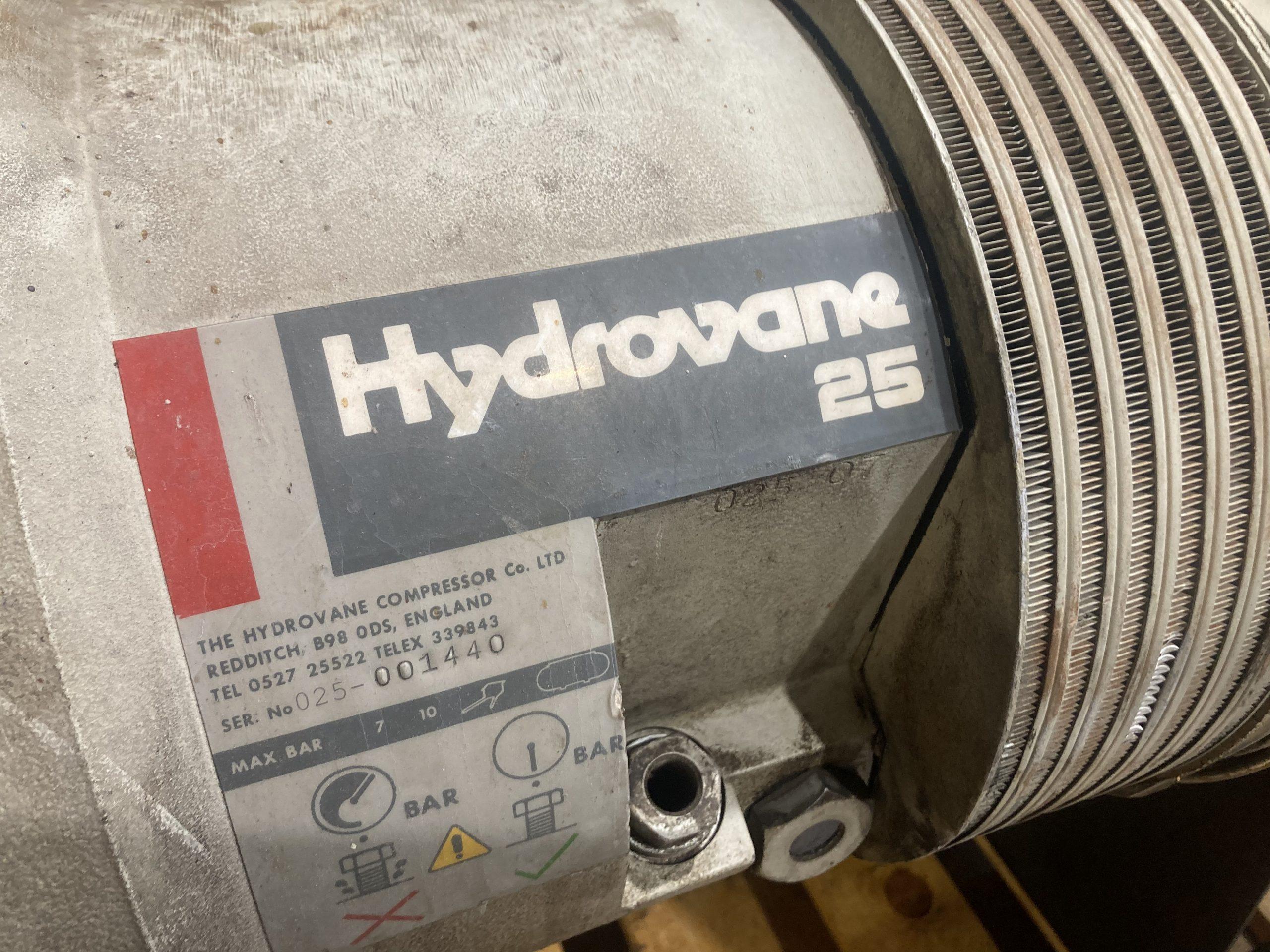 Hydrovane 25 PUTS